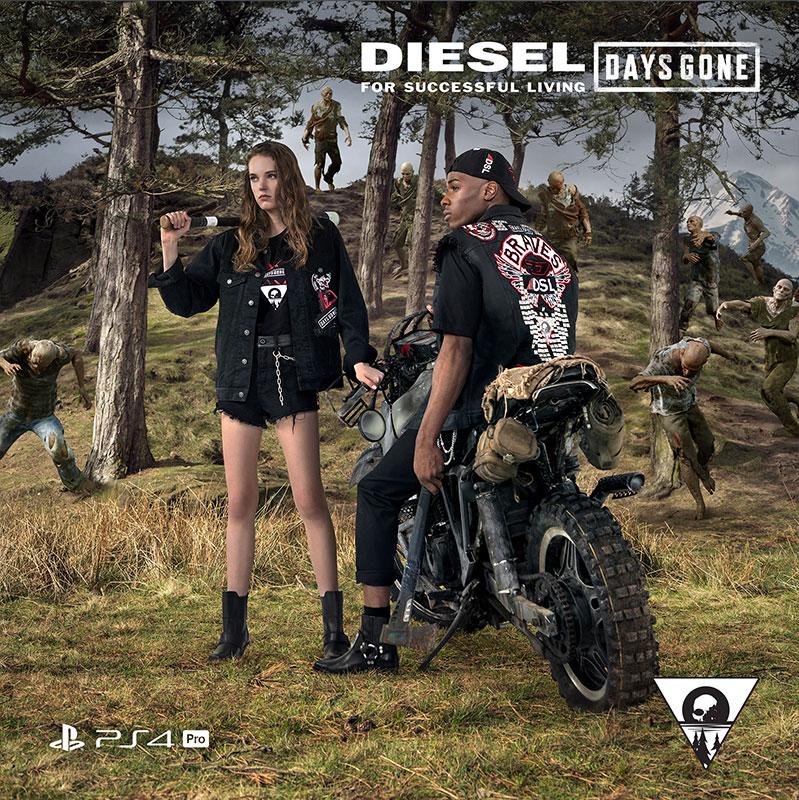 Approach_Playstation X Diesel