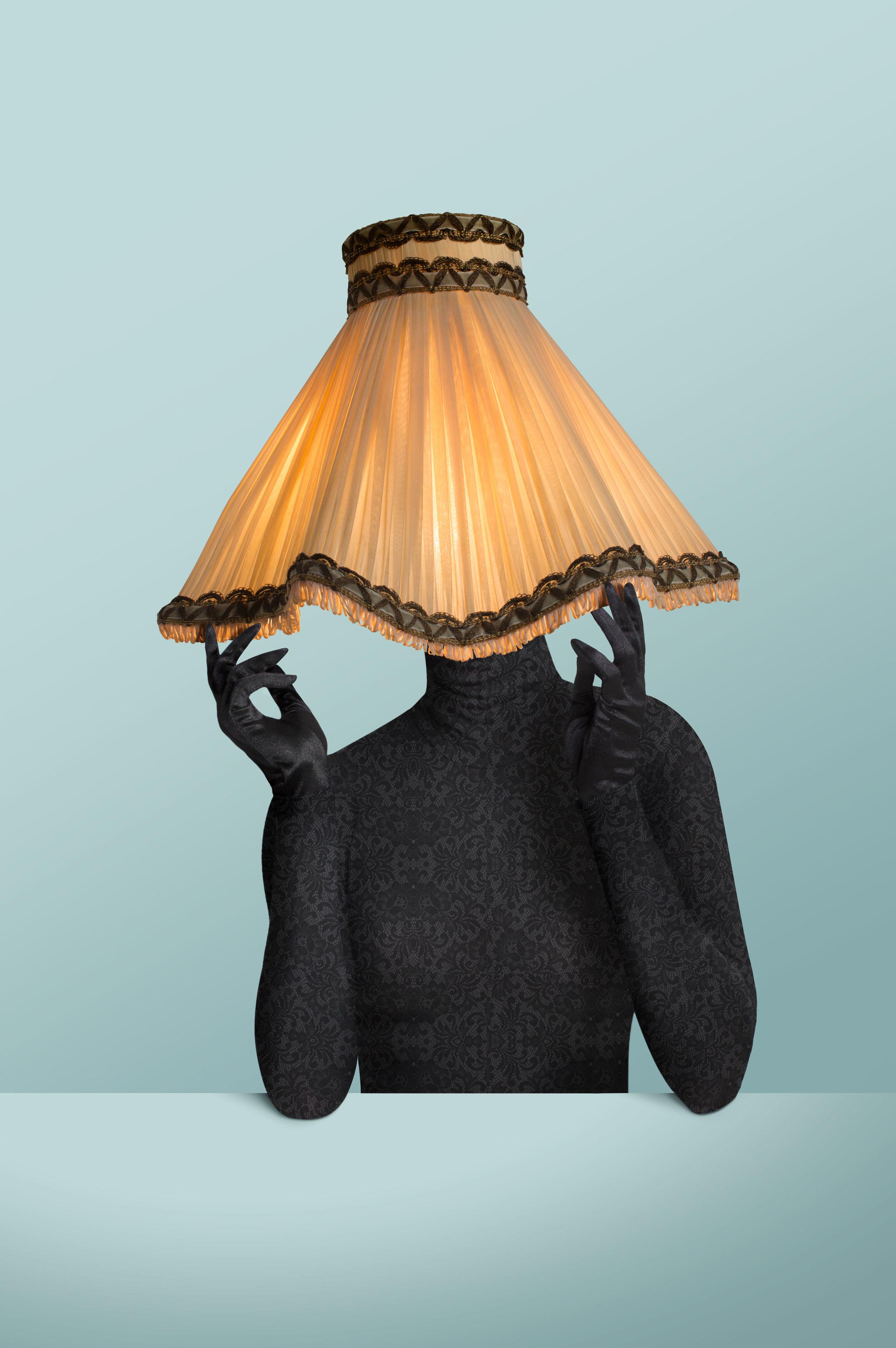 Lampshades - Gary Bryan