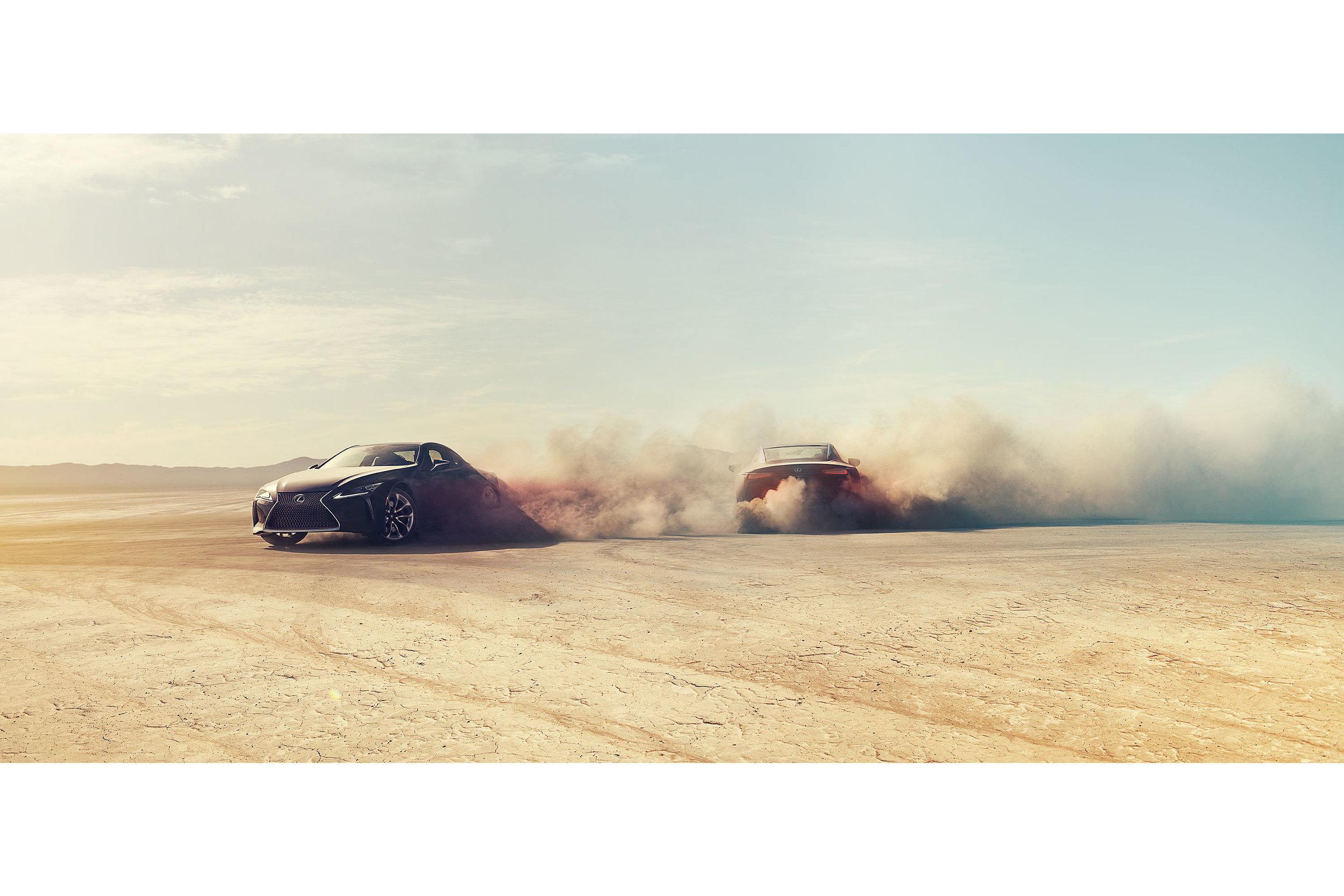 Lexus LC500 -