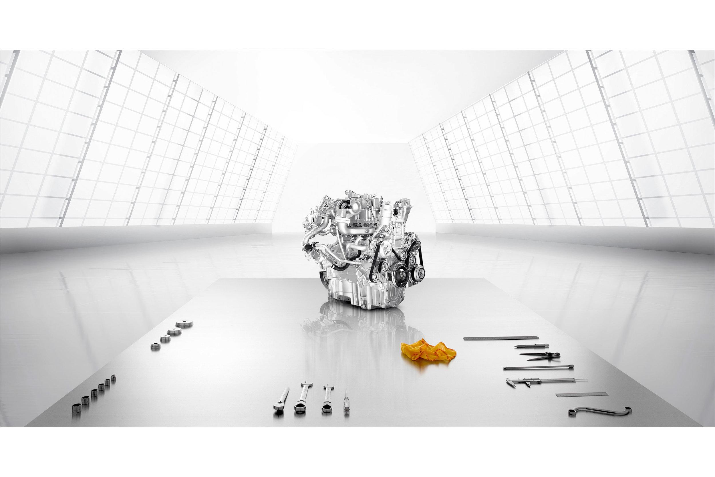Engine Workshop -