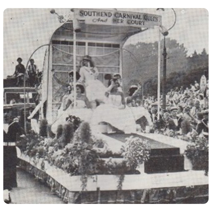 1980 Local Businesses Support - In the 70s and 80s local businesses supported carnival, with sponsorship or entering the procession. By the 90s, interest and participation in the events began to decline and prompted the decision to stop holding the daylight procession, instead raising the profile of the Illuminated procession.