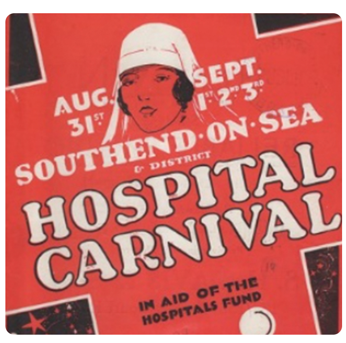 1926 Southend Carnival Association Was Formed - The procession continued to support the hospital and included horse-drawn floats. In 1926 Southend Carnival Association was formed.