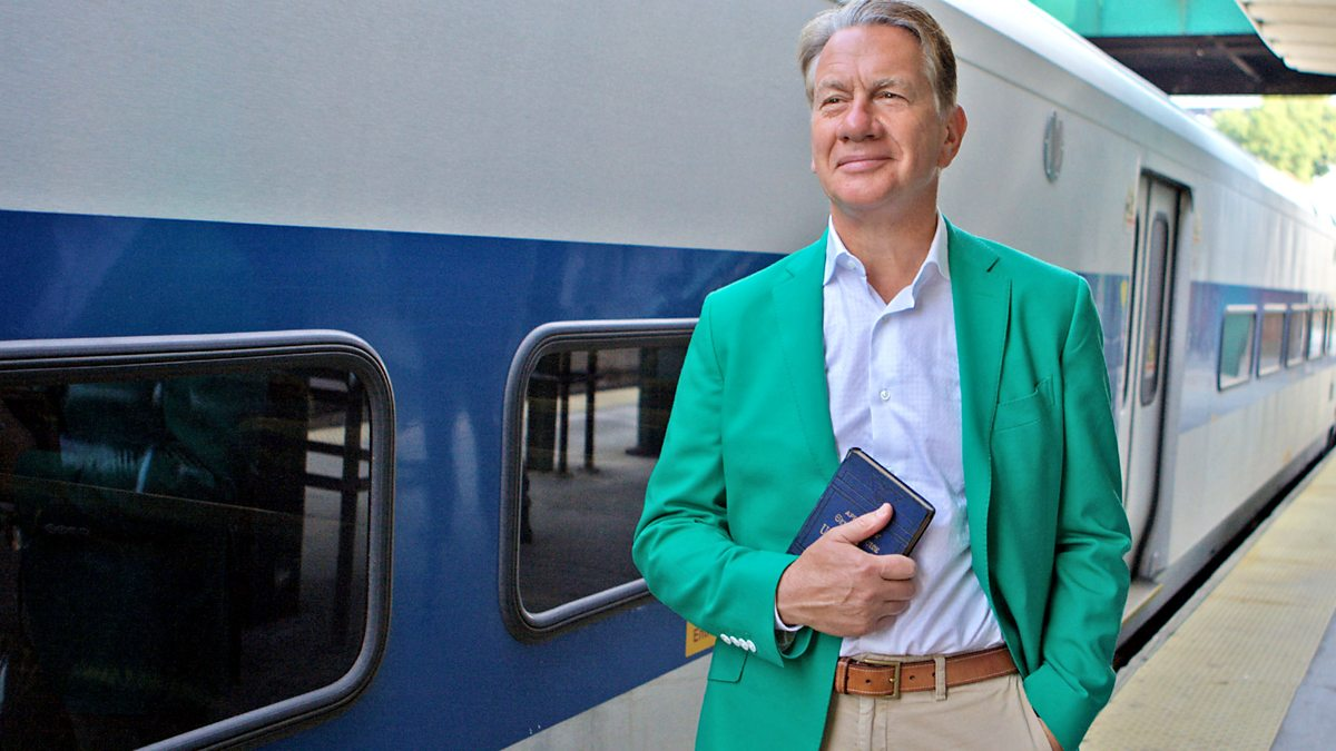 Great American Railway Journeys (2015-Present)