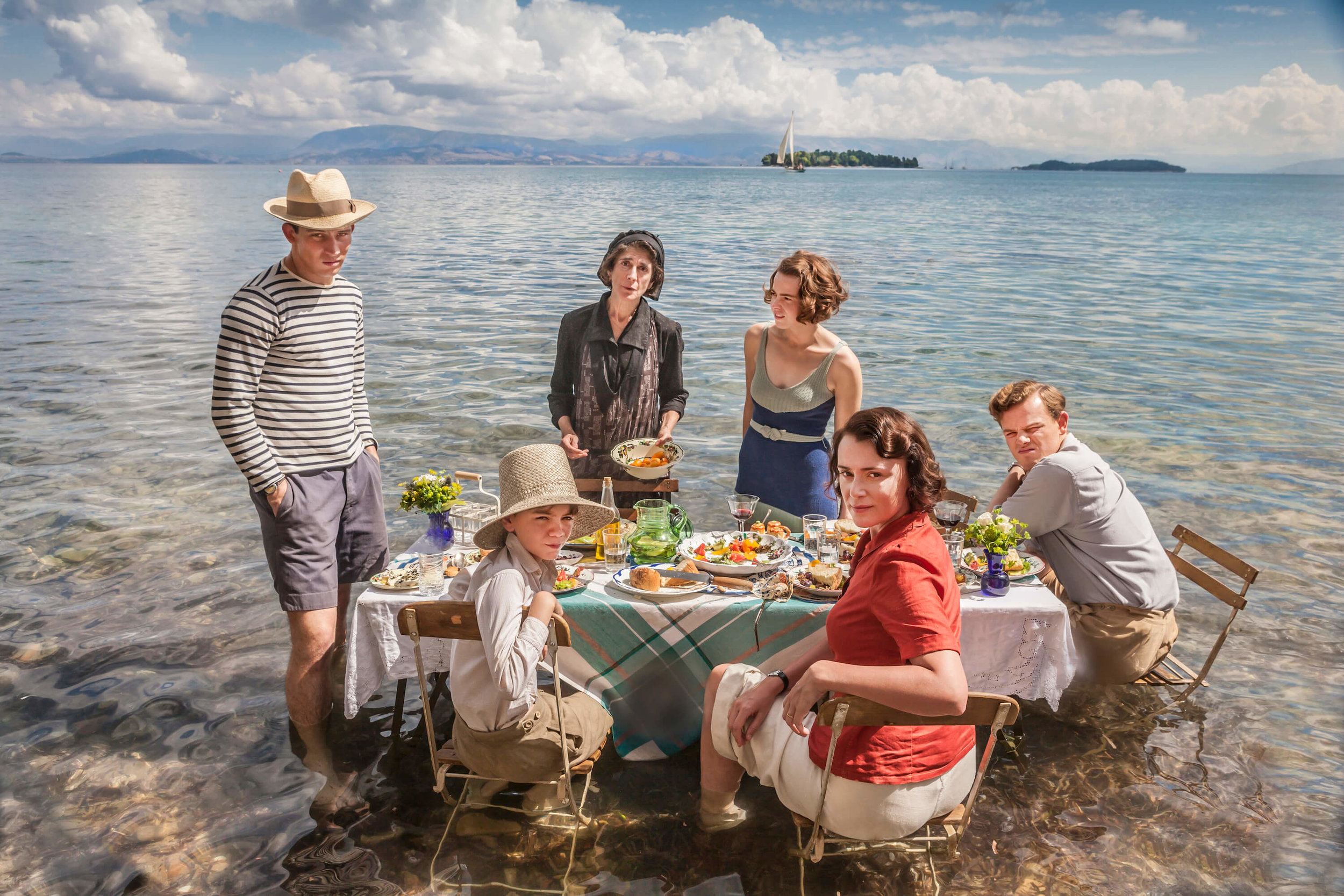 The Durrells (Season 3 + 4)