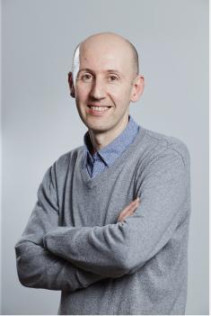 Prof. Steve Morgan  Director of Research & Development