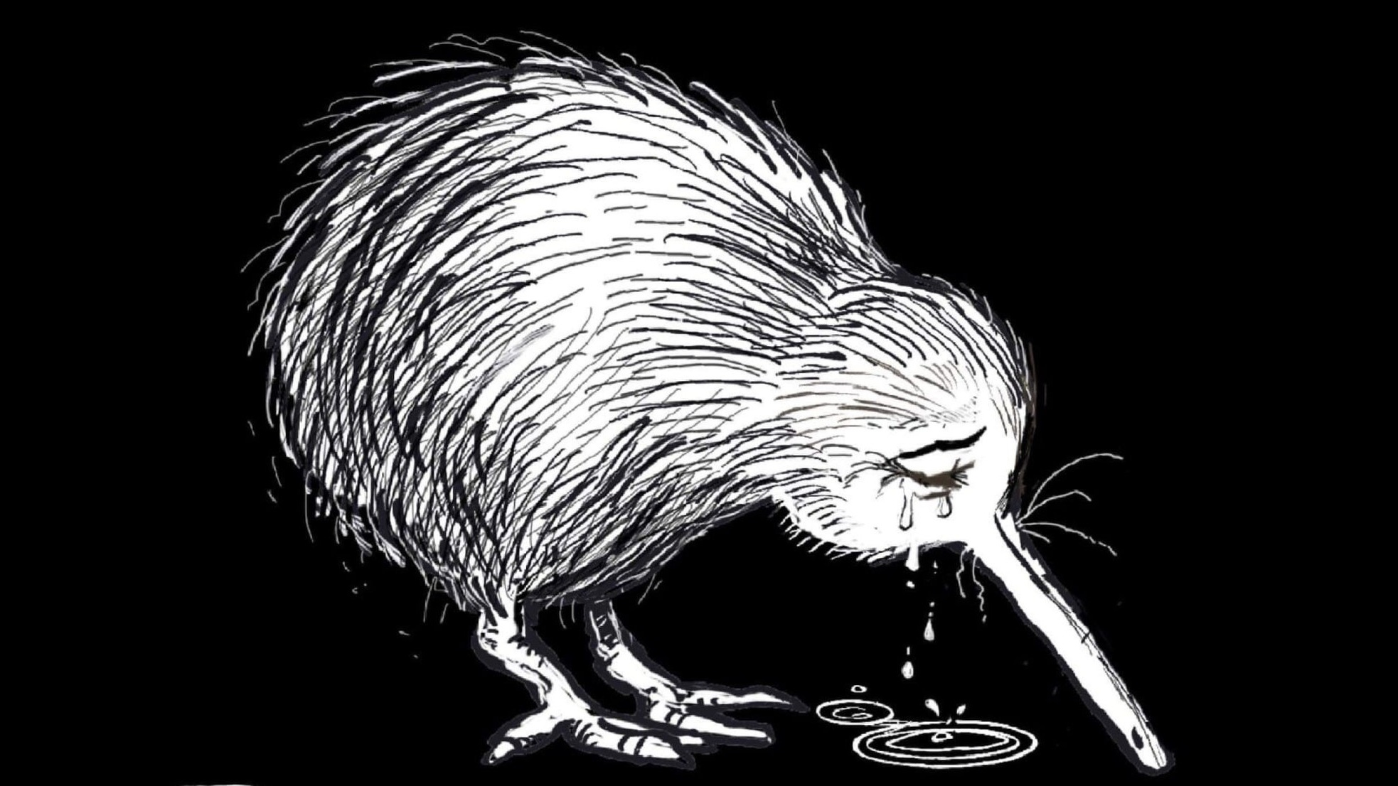 "I am a Kiwi and ""They are Us"""