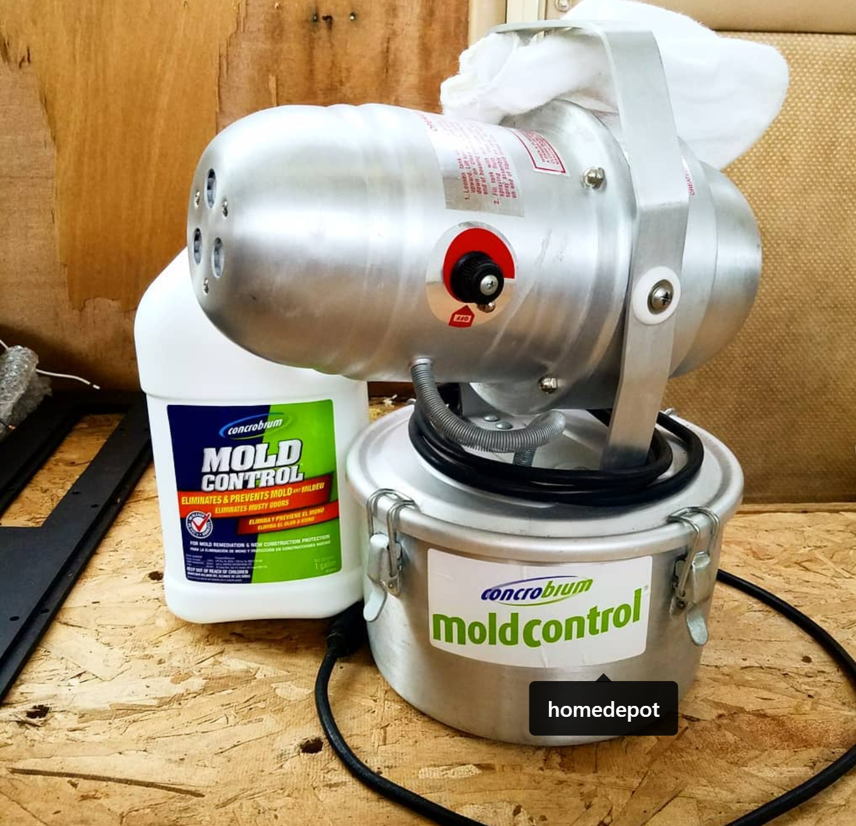 Mold Treatment