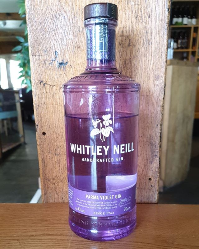 It's World Gin Day and we ❤️Gin! Gin is certainly becoming a firm favourite and we just love this new handcrafted Parma Violet Gin from Whitley Neill ...Cheers!  #WordlGinDay #ParmaVioletGin #WhitleyNeill