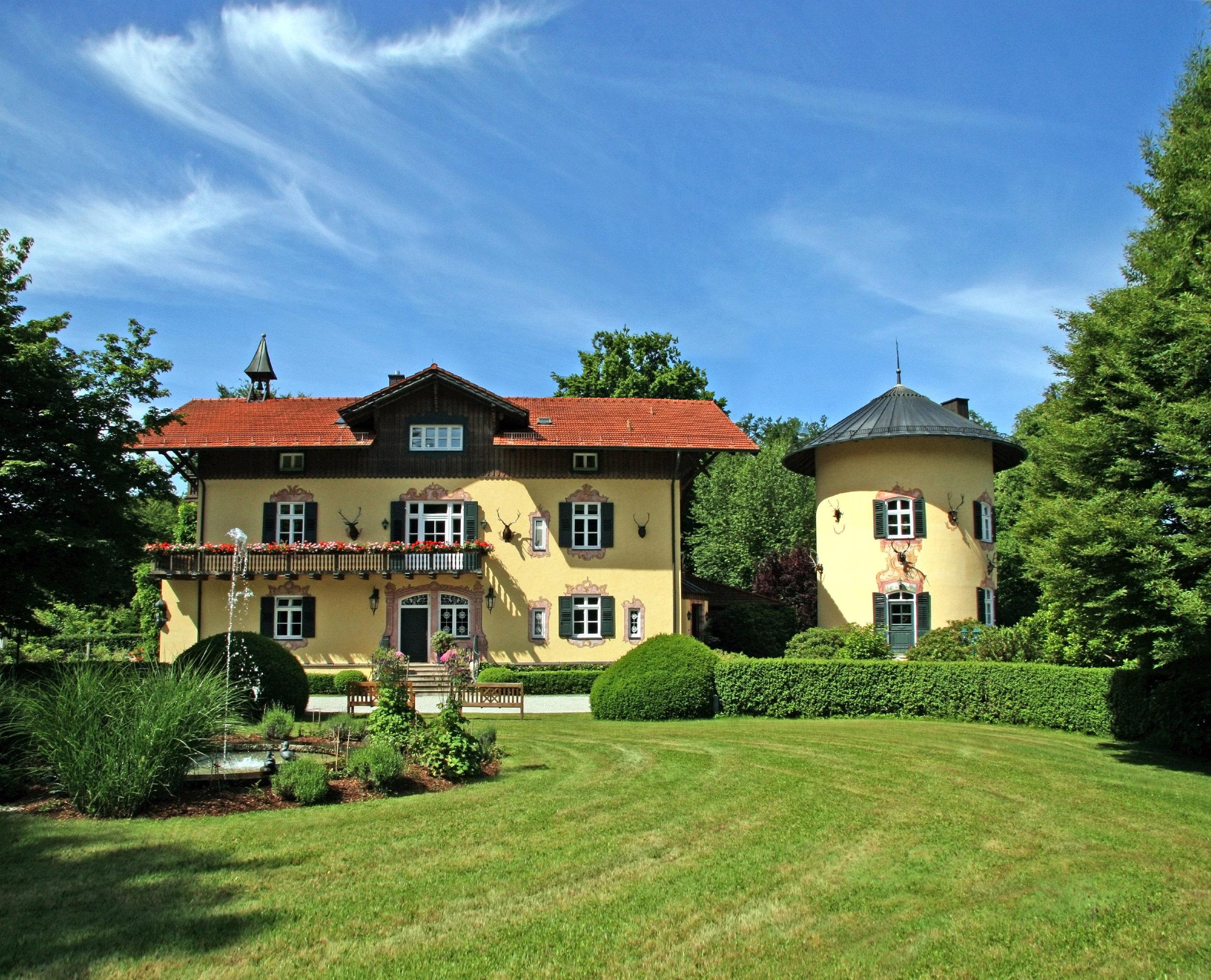 Klassische Villa am Starnberger See Immobilien Botas