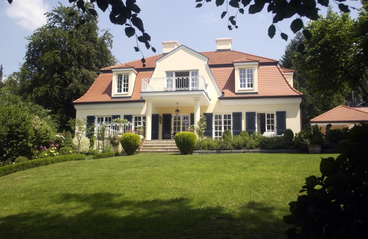 Seeufer Villa Starnberger See Botas Immobilien
