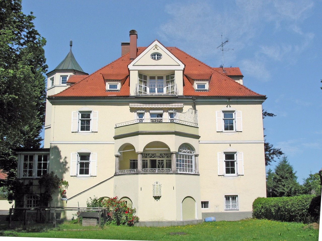 Luxusvilla Starnberger See Immobilien Andreas Botas