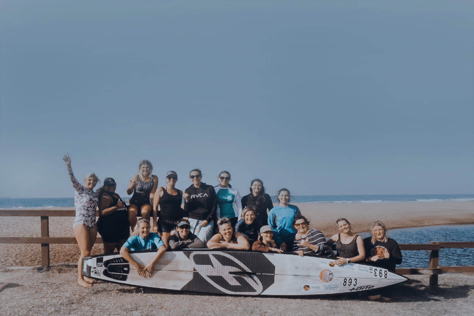 Sup, Surf or Boogie Board - Blue Betty encourages ladies to try something new and to have fun doing it. Learn to surf, bodyboard or stand up paddle board in a safe and fun environment that will leave you coming back for more.