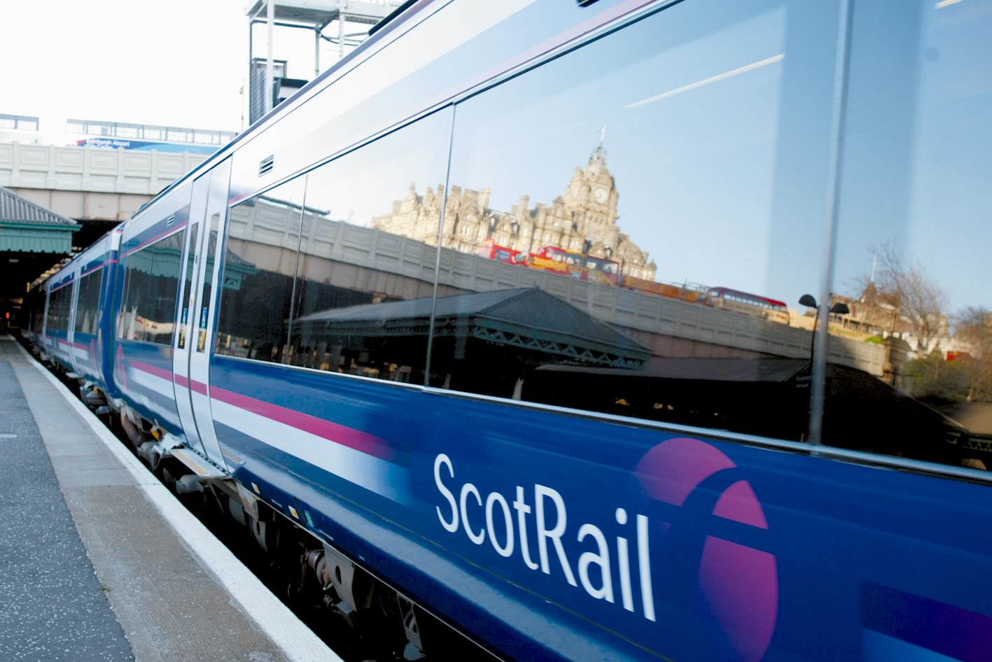 Rail - 7 railway stations within 5 miles, providing direct links with Glasgow, Edinburgh, Newcastle, Manchester and London.