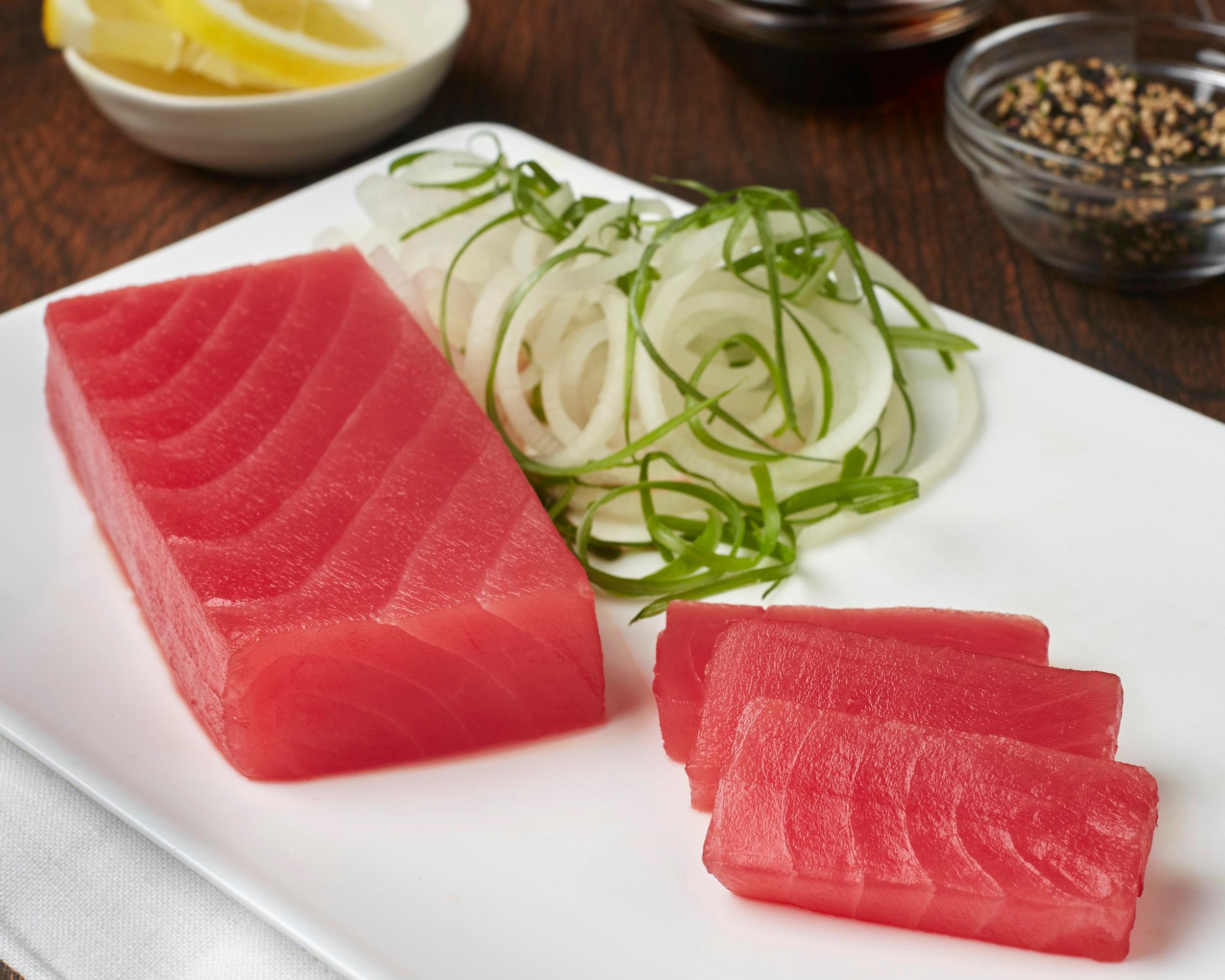 Gourmet Smoked Tuna Saku