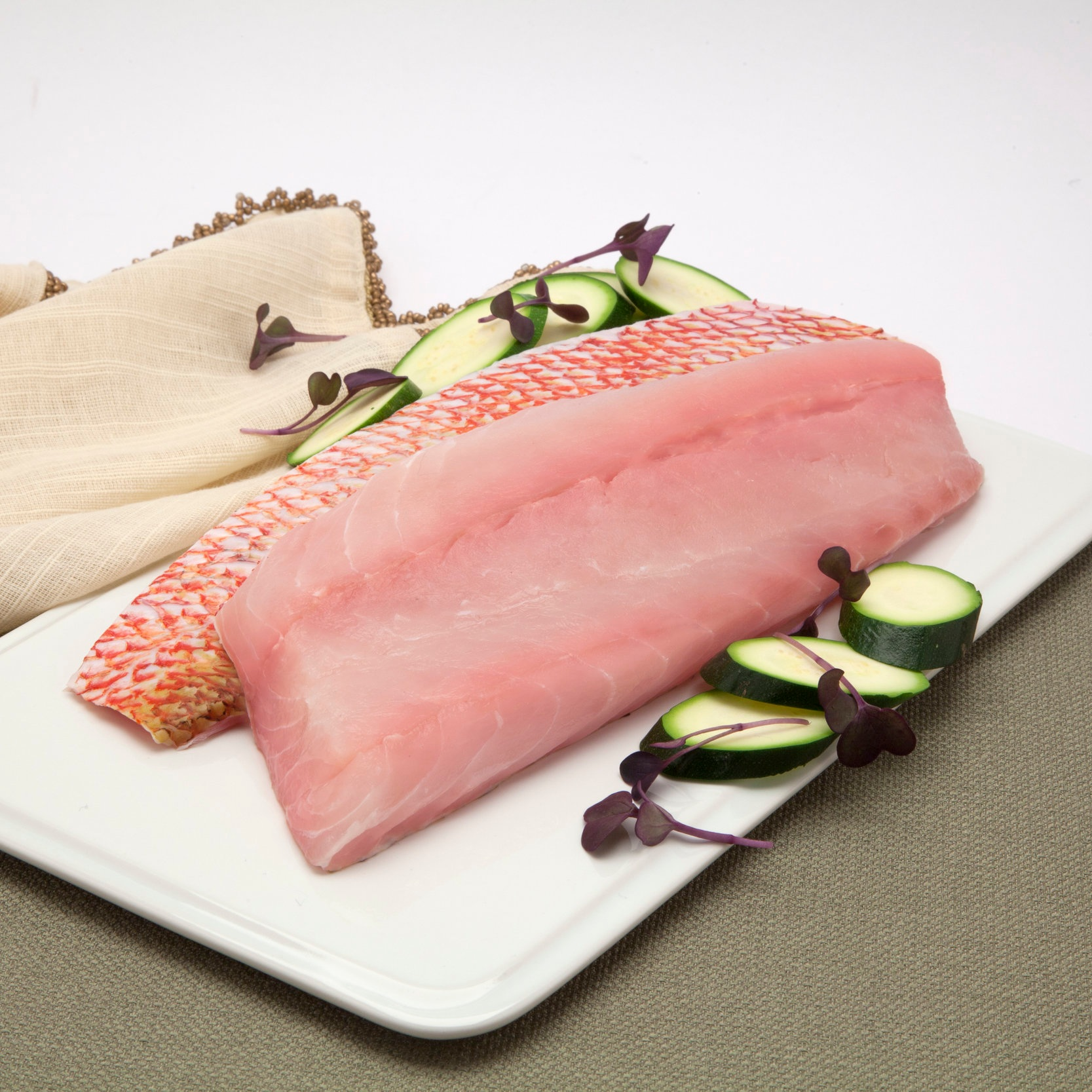 Frozen Snapper Fillets