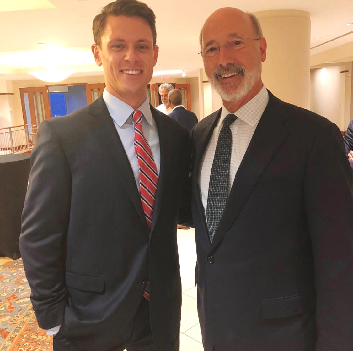 """"""" The path to prosperity begins with an educated workforce ."""" -  Governor Tom Wolf"""