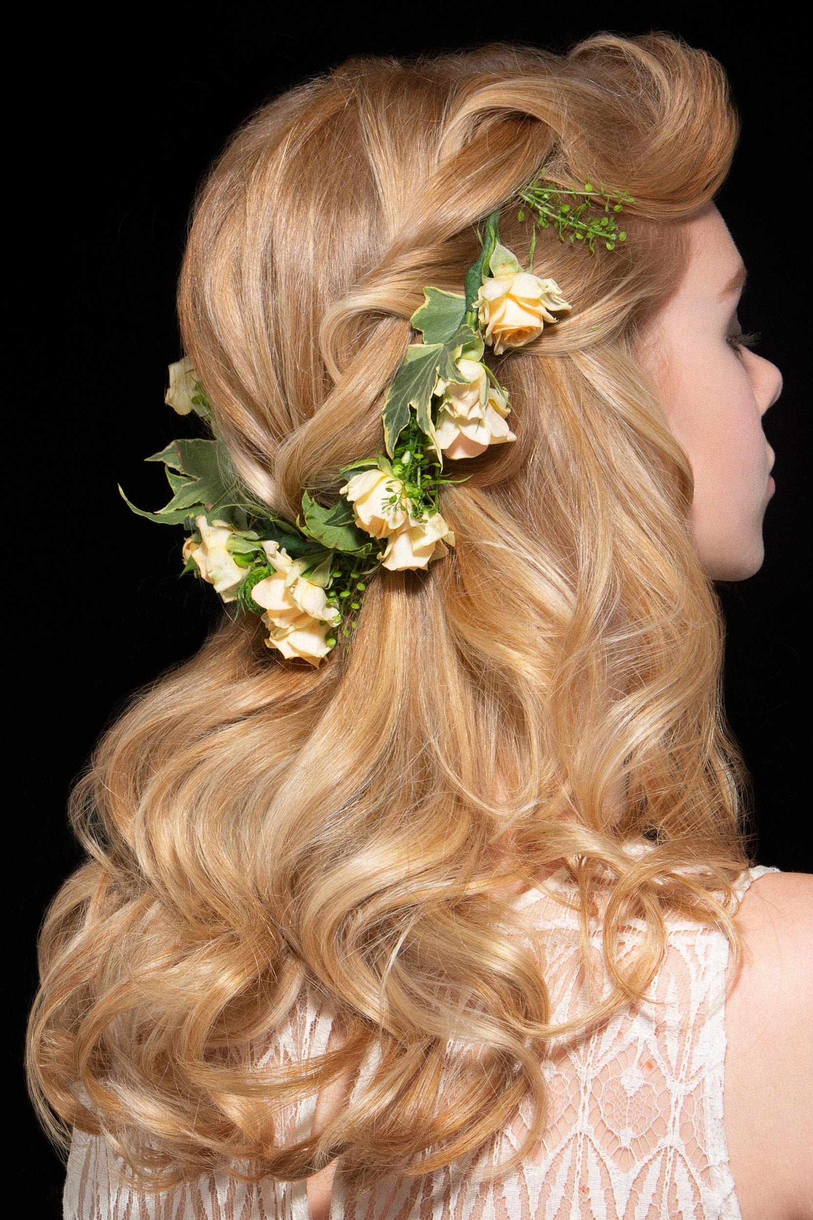 Brautfrisur - Professional hair & make-up