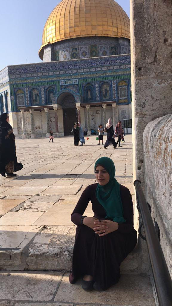 Ruwayda Widdi   Ruwayda Widdi is an Alumna of The College of Staten Island and former member of CSI SJP (College of Staten Island Students for Justice in Palestine). I'm currently apart of Al-Awda NY & Within Our Lifetime | United for Palestine.