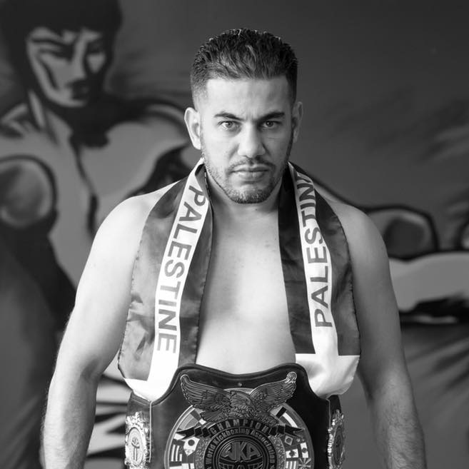 Rami Ibrahim   Rami Ibrahim, the longest active Muay Thai fighter in North American history, originally hails from the Palestinian town of Silwad, and is carving out a name for Palestinians in the world of combat sports. The No.1 ranked fighter in the United States and 10th in the world, Ibrahim is the only professional Muay Thai fighter who holds ten championship titles and who has defended the World Kickboxing Association North American Muay Thai Champion title four times over.