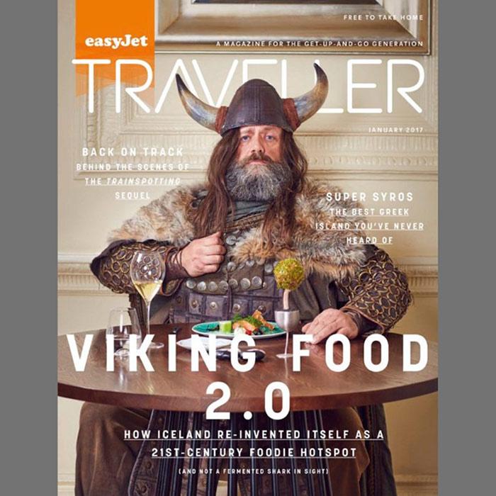 The Viking – Traveller Magazine
