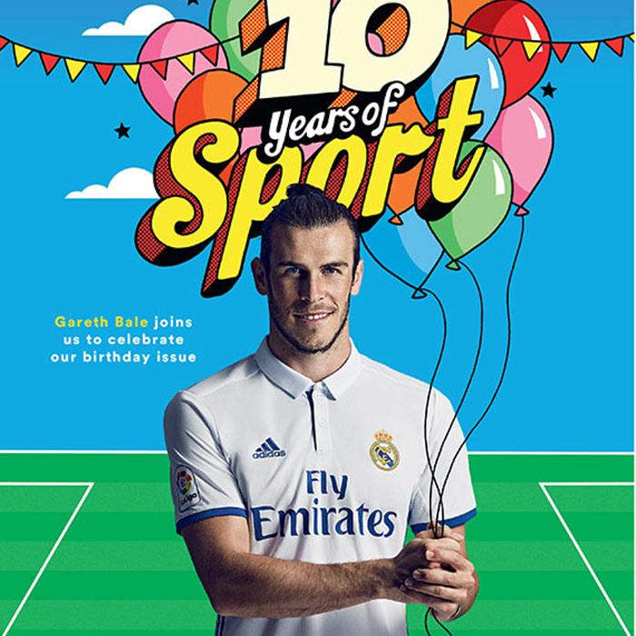 Sport 10 Year Anniversary