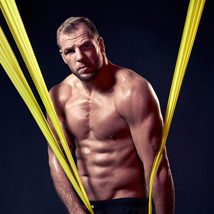 James Haskell for Forever Sports