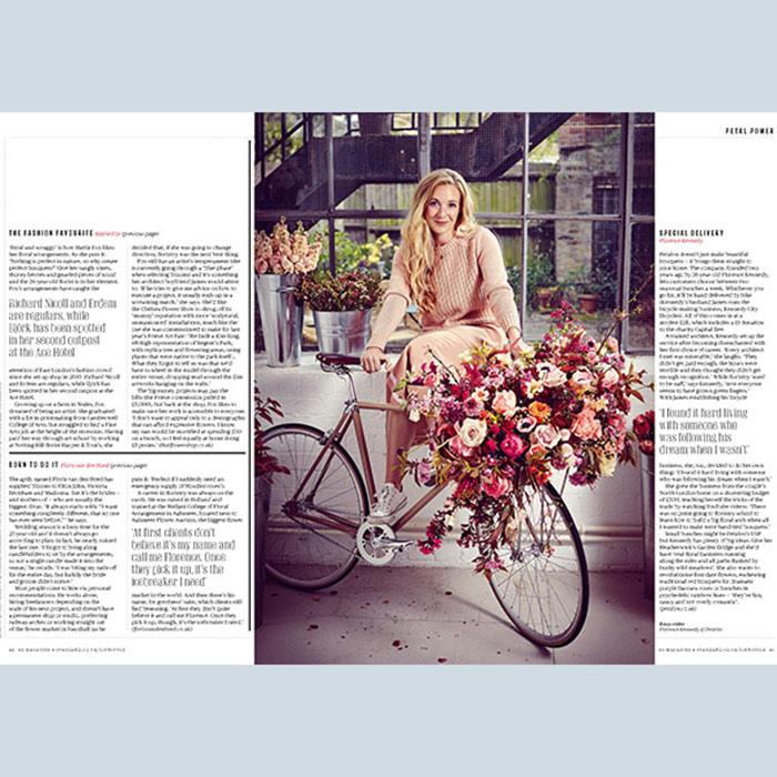 ES Magazine Florists