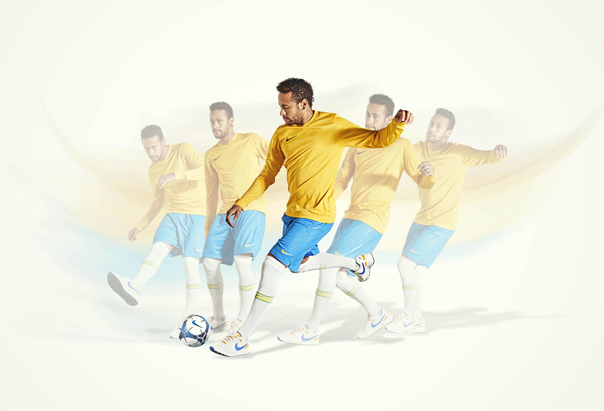 Neymar da Silva Santos Júnior, commonly known as Neymar Jr. or simply Neymar, is a Brazilian professional footballer who plays as a forward for French club Paris Saint-Germain and the Brazil national team.Jon Enoch