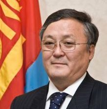Mongolia - His Excellency, Bulgaa Altangerel