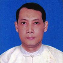 Myanmar - His Excellency, U Aung Lynn