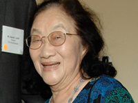 Sumiye Konoshima - TRUSTEE EMERITUS(Retired, East West Center )