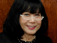 Nancy Tom - TRUSTEE EMERITUS(Retired, Founder and Executive Director, Center for Asian Arts & Media, Columbia College)