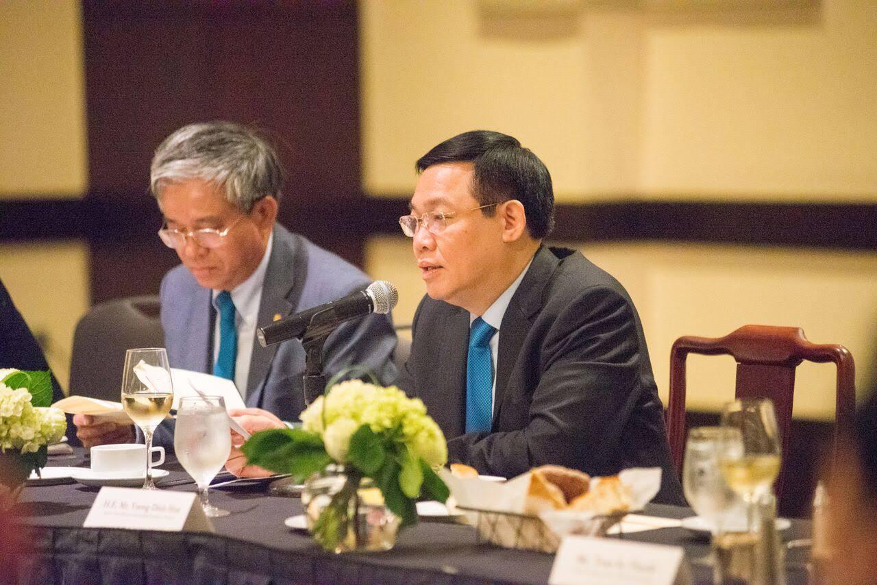 Deputy Prime Minister of Vietnam Visit