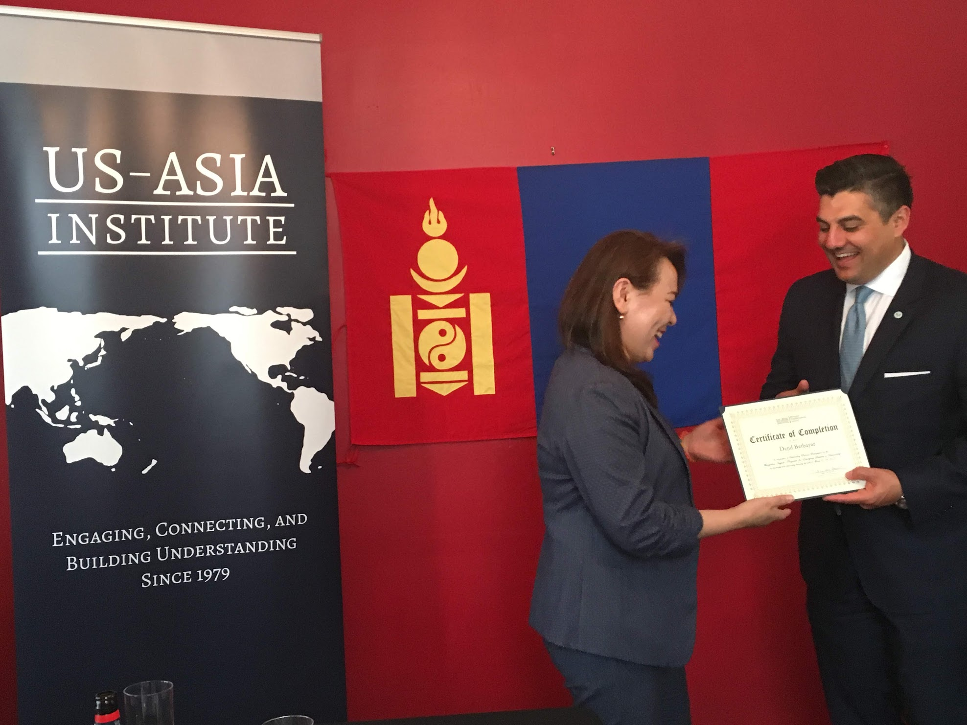 Impact Mongolia Program — US-Asia Institute