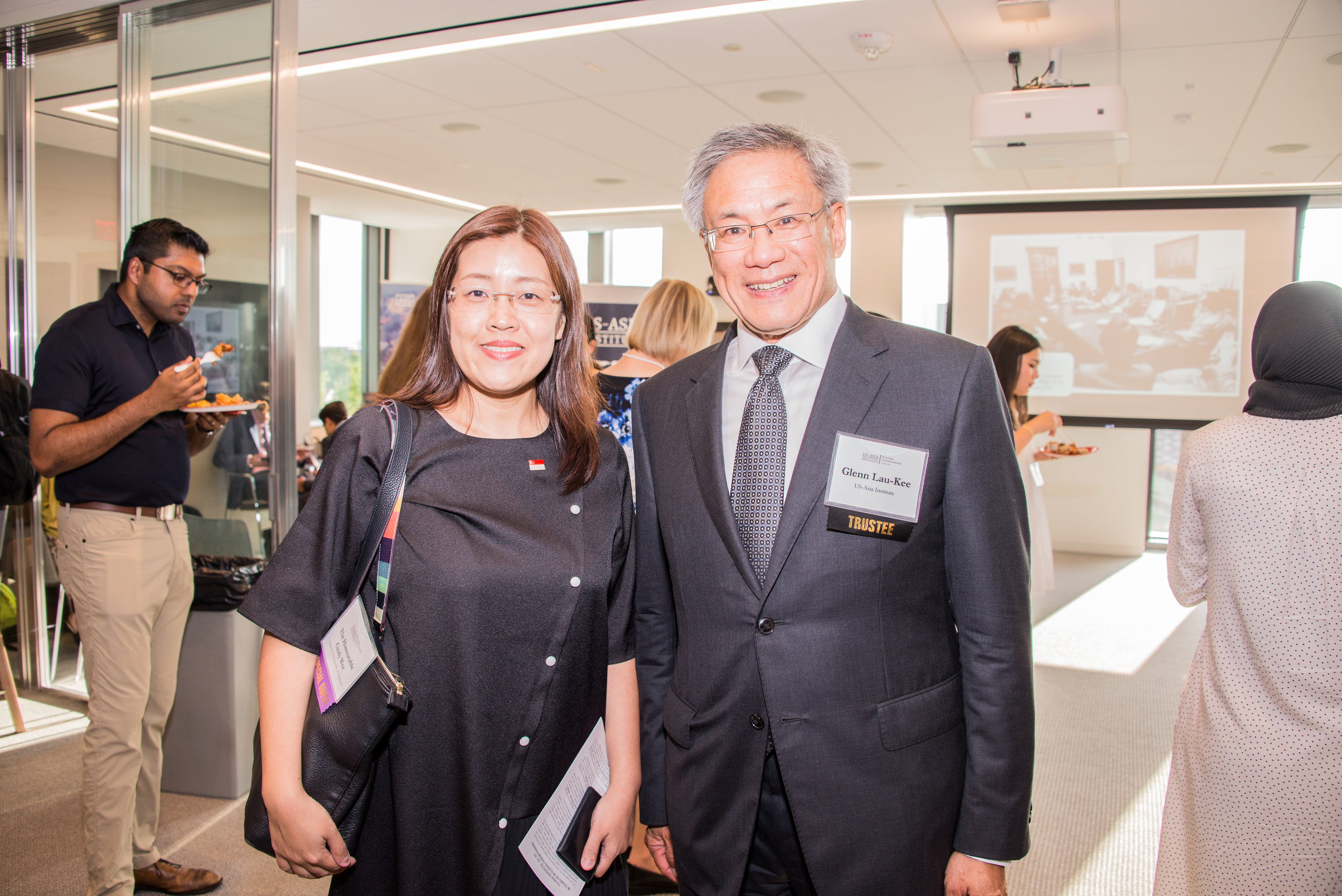Honorable Cindy Wee of Singapore and Chairman Lau-Kee.jpg