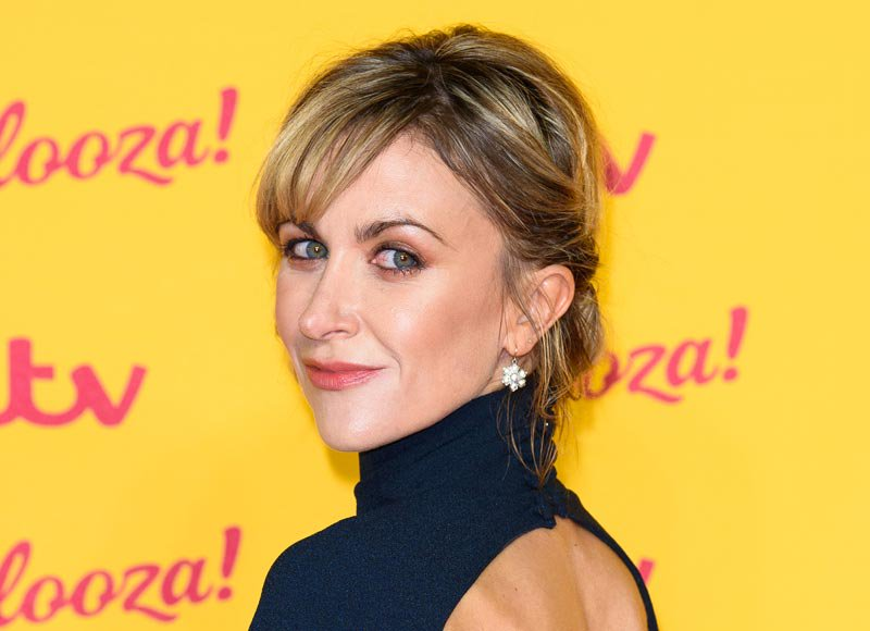 Katherine Kelly, lead character in ITV's Cheat