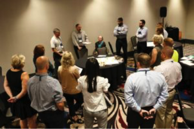 Coaching Teams to Embrace and Build Upon a Legacy of Enterprise and Personal Improvement - A Program for the 2018 Coaching Summit