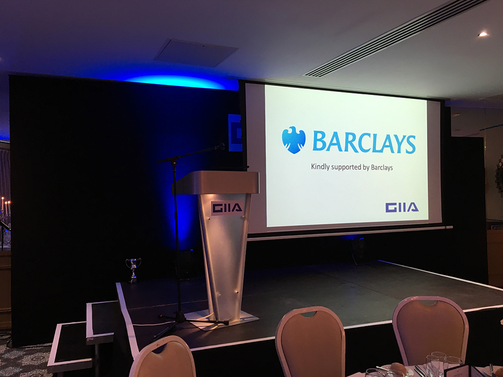 GIIA Event, Duke of Richmond Hotel