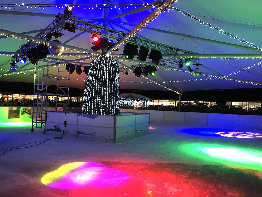 Ice Skate Guernsey