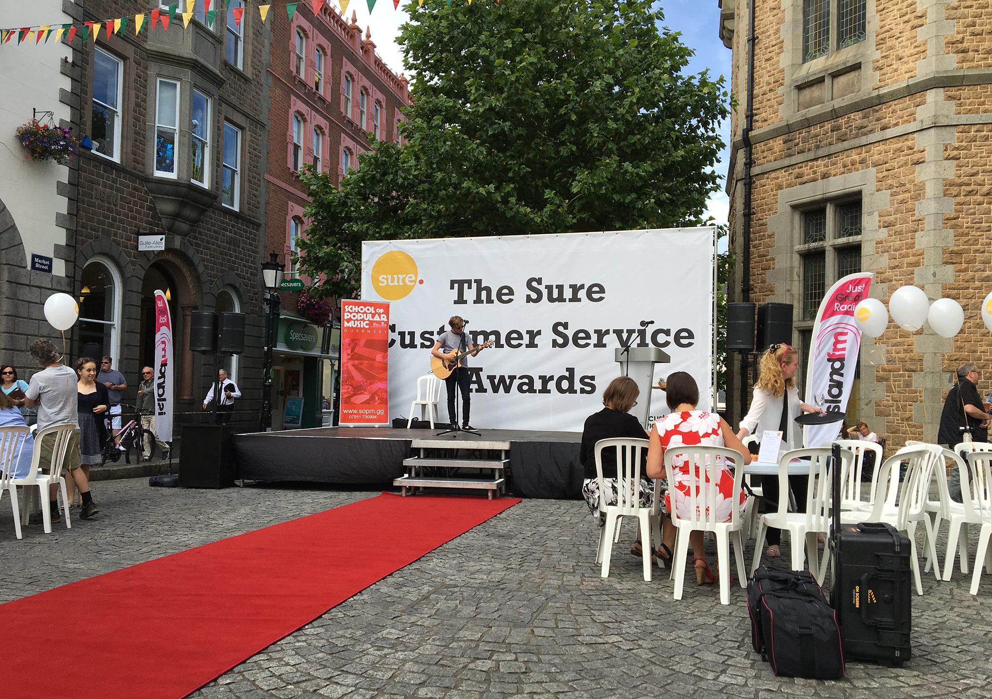 Sure Customer Service Awards