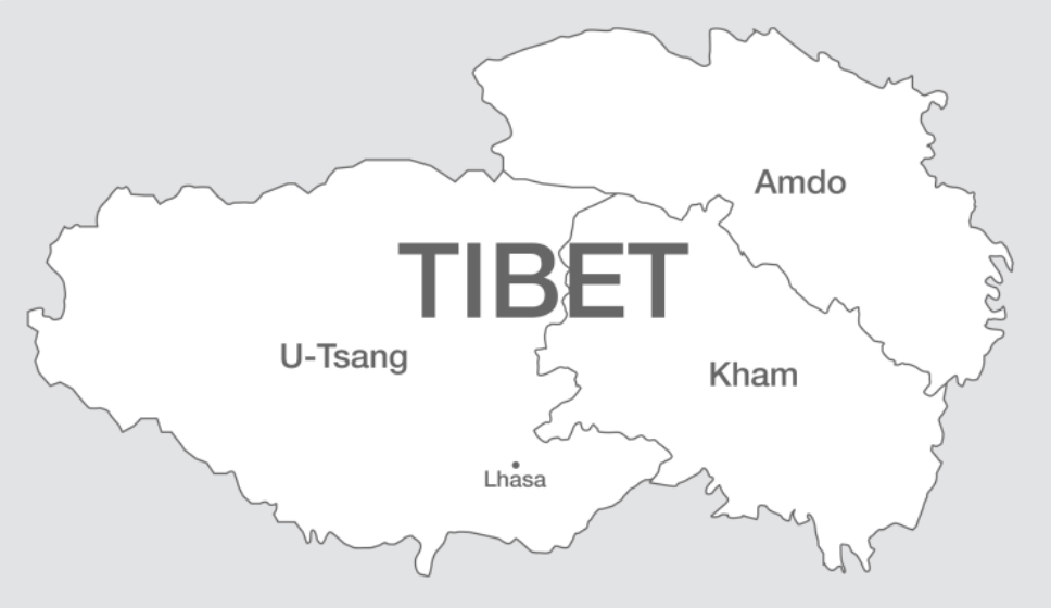 Tibet prior to the Chinese invasion in 1950