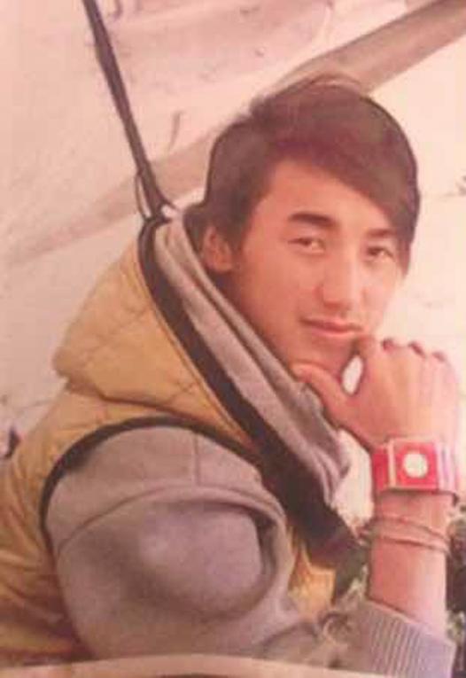 Lobsang Dhamchoe, 17