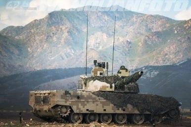 The Type 15 Tank (via The Diplomat)
