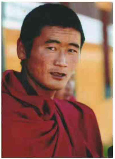 Lobsang Thamkhe, who was sentenced to prison last month