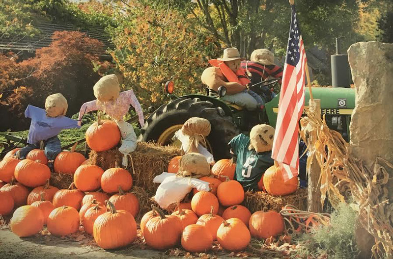 FAMILY FUN DAY - THE BEST OF FALL ON THE VINEYARD