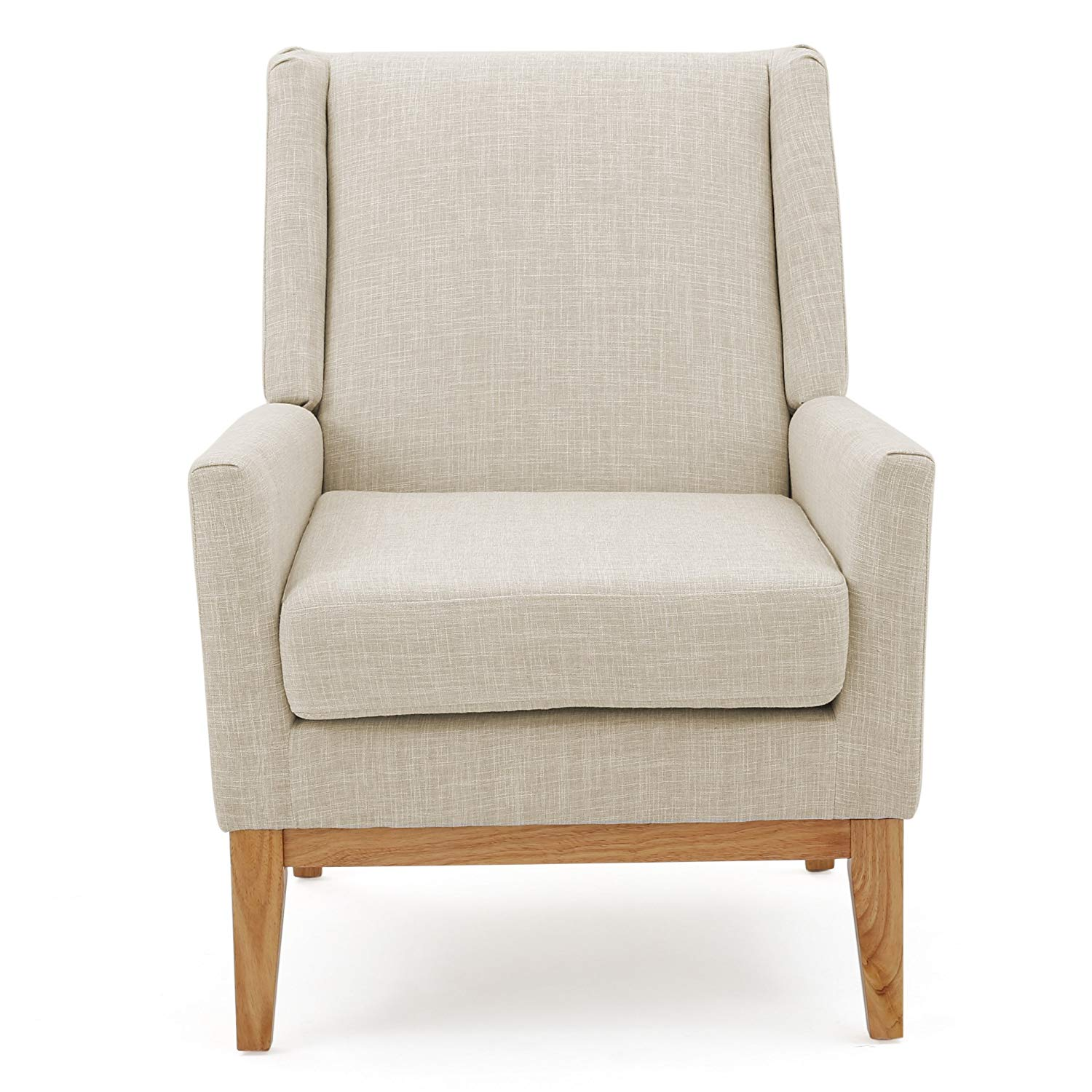 Mid-Century Modern Fabric Accent Chair - $143.29