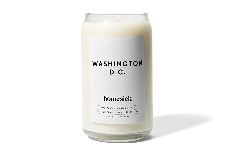 Homesick Scented Candle, Washington DC - $24.79