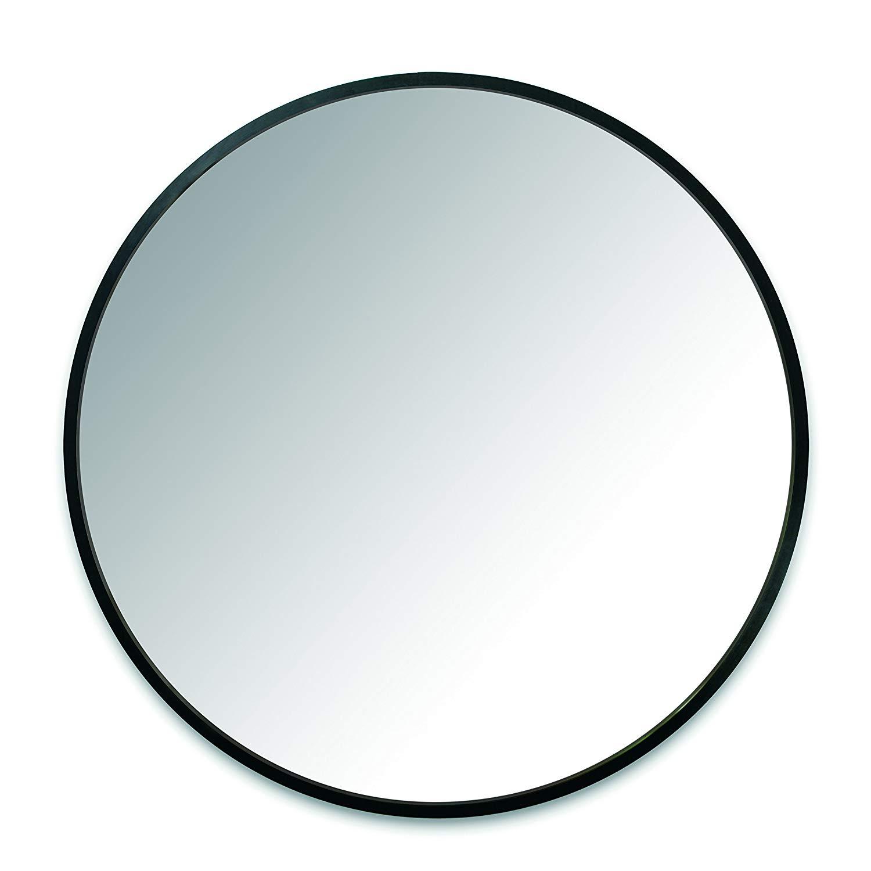 "Umbra 37"" Round Mirror - $139.99"