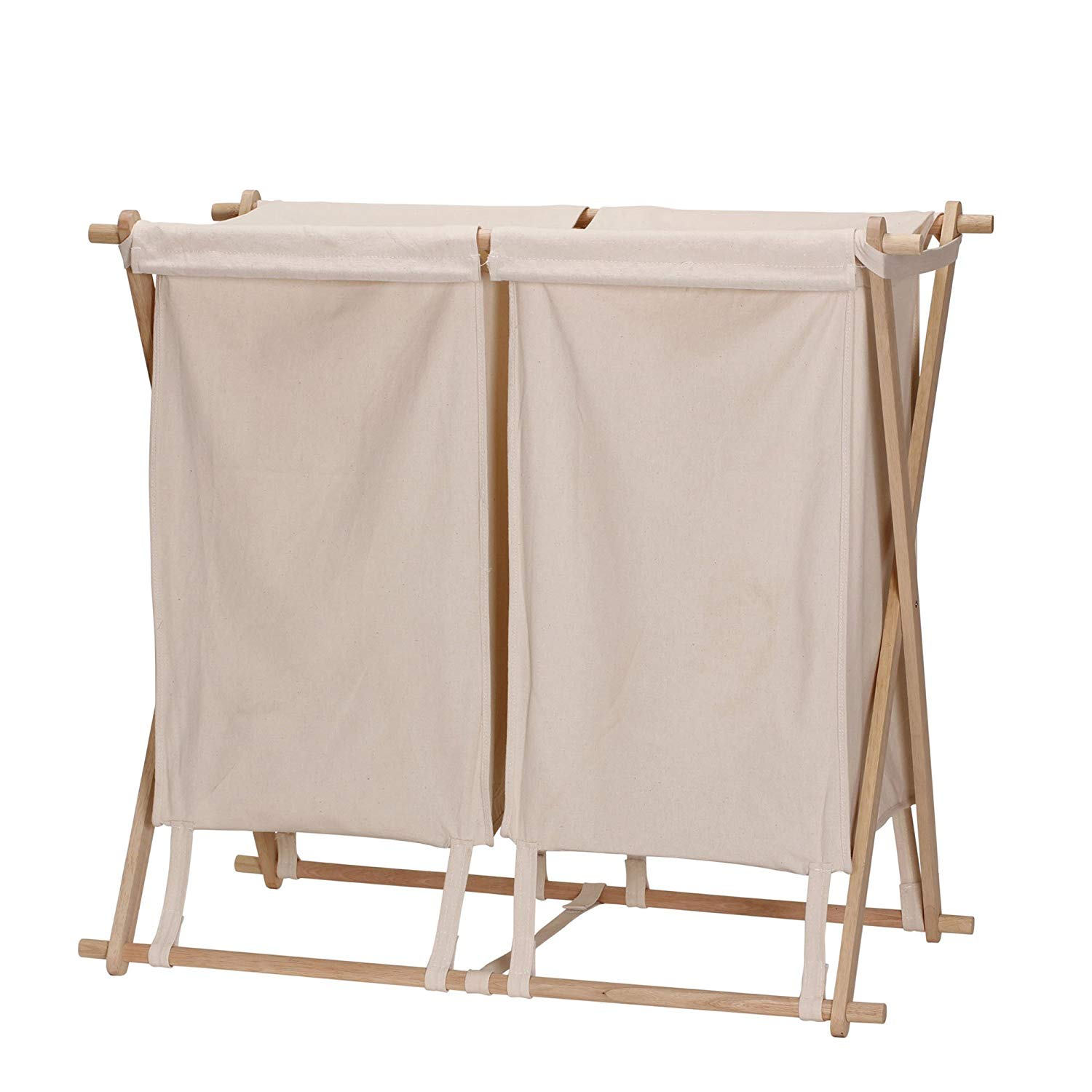 Collapsible Frame Laundry Hamper - $29.99