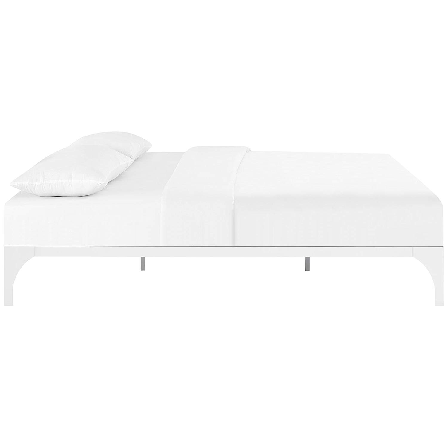 Modway Ollie Queen Bed Frame in White - $141.75